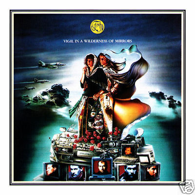 Lp Ita Fish Marillion Vigil In A Wilderness Of Mirrors