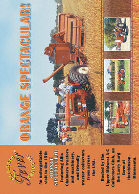 DVD Orange Spectacular! (Allis-Chalmers)