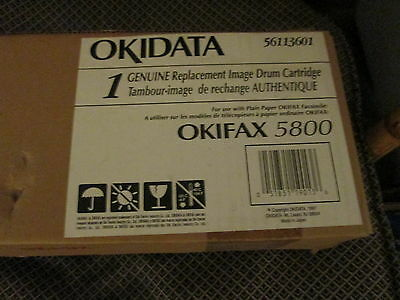 Genuine Oki OkiData OkiFax 5800 Drum Cartridge 56113601