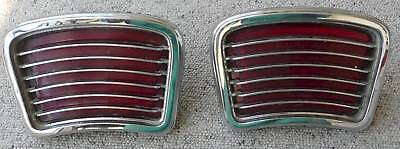 Pair 1966 Pontiac Tempest Tail Light Assembly