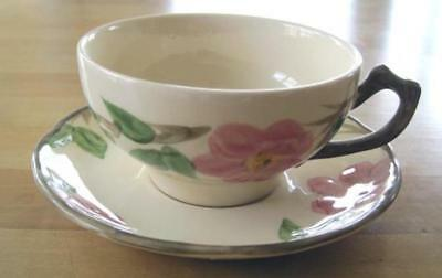 Franciscan DESERT ROSE Cup & Saucer Made in England