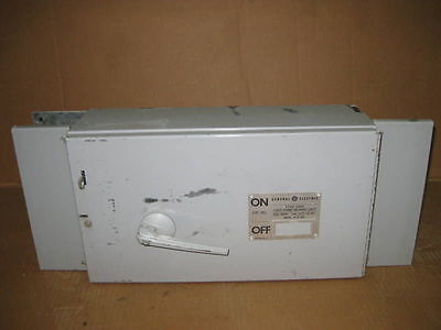 General Electric THFP324 200A Panelboard Disconnect GE QMR 200 Amp THFP-324