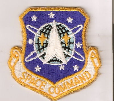 Space Command Aircrew Air Force  Patch / Older Version