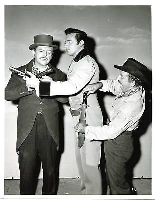 Adventures Of Jim Bowie Knife Scott Forbes Abc Tv Photo