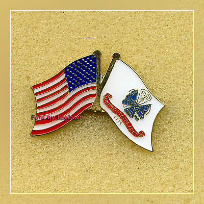 UNITED STATES ARMY & USA FLAG - Pin*Pins*Anstecker*103