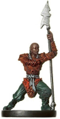 D&d Miniatures Xeph Warrior 30/60 C Angelfire