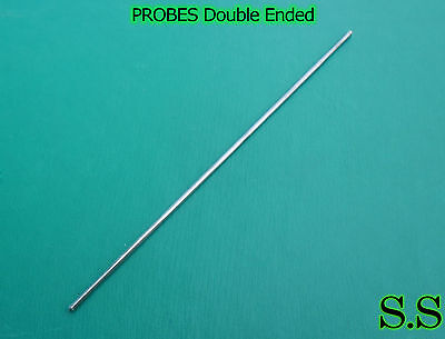 """100 Probe Double Ended 5.5"""" Surgical Dental Instruments"""