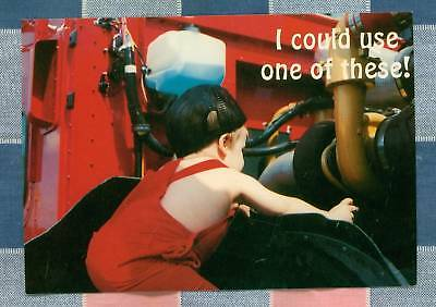 50 Postcards Little Lee Comic Trucking I Use One These