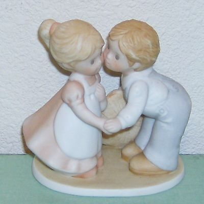Homco Home Interiors First Kiss Masterpiece COFriends