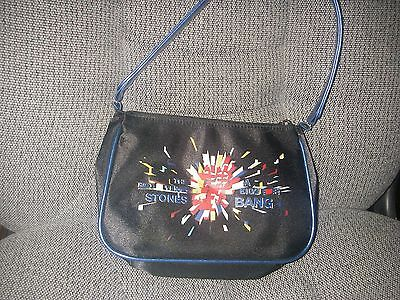 Rolling Stones A Bigger Bang Purse New With Label