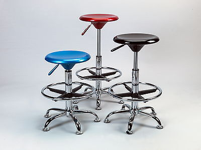 Counter Drafting Height | AIR LIFT Swivel Stool | Chair