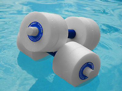 New Aquatic Water Hand Buoy Bells Double Exercise Float USA