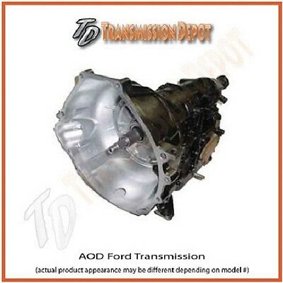 """AOD TRANSMISSION  MUSTANG / FORD  Performance  550HP  """"The Demon""""  STAGE 1"""