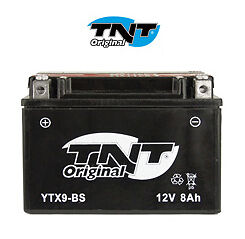 Batterie Moto Scooter YTX9-BS CTX9-BS GTX9-BS 12V NEUF