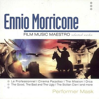 Film Music Maestro - Ennio Morricone Sealed Cd New