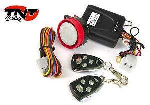 Alarme TNT ARMLOCK Telecommande Moto Quad Scooter Booster NEUF