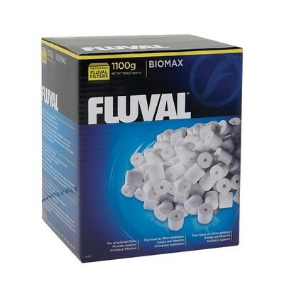HAGEN FLUVAL BIOMAX 1100g FILTER MEDIA FREE MEDIA BAG