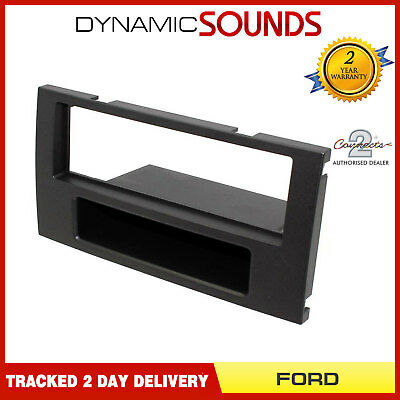 FP-07-10 Car CD Stereo Radio Surround Fascia Facia Panel For FORD Focus Fiesta