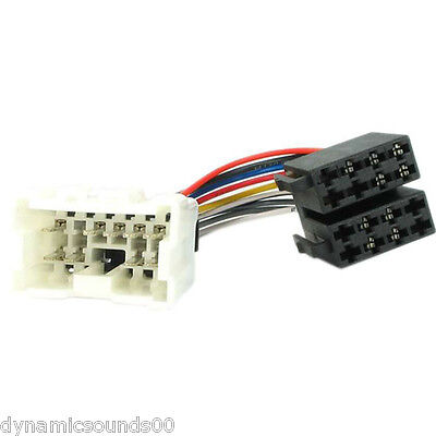 PC2-77-4 Speaker Adaptor Wiring Harness For Nissan Micra 2