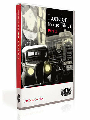 London In The 1950s 50s Fifties Part 2 on Film DVD