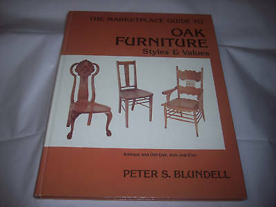 Peter Blundel~The Marketplace Guide To Oak Furniture~