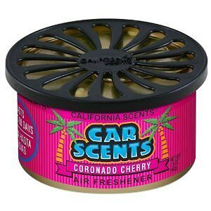Top Selling California Scents Coronado Cherry Car & Home Air Freshener x 1