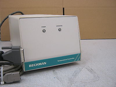 Beckman Coulter Spectrophotometer Temperature Controller