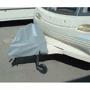 Maypole Deluxe Quality Universal Caravan Trailer Hitch Cover Grey - MP925