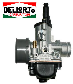 Carburateur DELLORTO 19 PHBG scooter Booster MBK DERBI