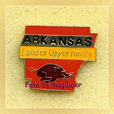 Arkansas Land Of Opportunity State Pin Pins Anstecker