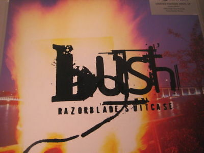 Bush Razorblade Only Double Lp Pressing Ever Uk Simply Vinyl Deluxe Packaging