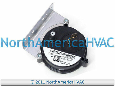Heating, Cooling & Air York Luxaire Air Pressure Switch 024-25329-006-1.60 PF