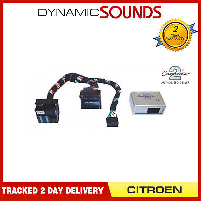 Connects2 CTRCT001 Reverse Sensor Interface For CITROEN