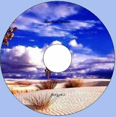 Dusk At The Oasis Natural Sounds Sleep Relaxation Cd