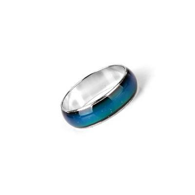 Kids Child Mood Ring Band Emotion Feeling Temperature Color Change US 5 Xmas