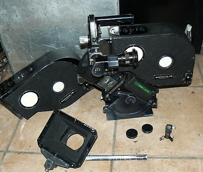 Rare Camera Cinema 16Mm Eclair Npr