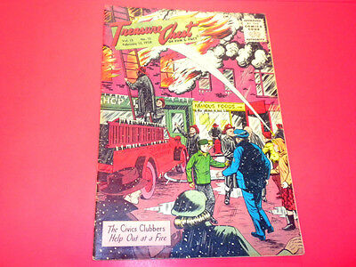 TREASURE CHEST Volume 13 #12 (1958) vintage comic book