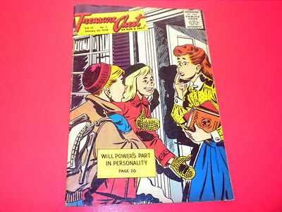 TREASURE CHEST Volume 13 #11 (1958) vintage comic book