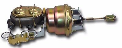 "1968-1972 chevelle gm A body  brake booster master combo 7"" dual diaphragm PV2"