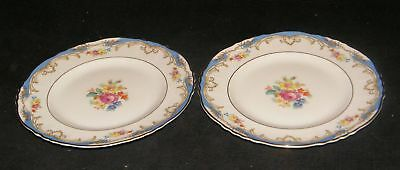 SYMPHONY SYRACUSE FEDERAL China BREAD DESSERT PLATE (s)