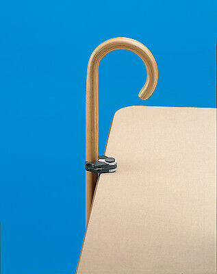Mobility Aid - Cane / Crutch Holder - For Flat Surface