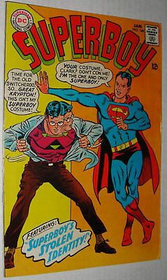 Superboy #144 Glossy Clean Vf/vf-