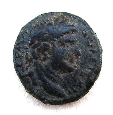 Bronze Coin Agrippa Ii King Of Judea Archaeology