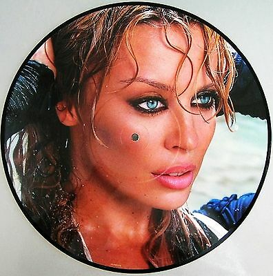 """12"""" - Kylie Minogue - Red Blooded Woman (PICTURE DISC - NUEVO - MINT LISTEN"""