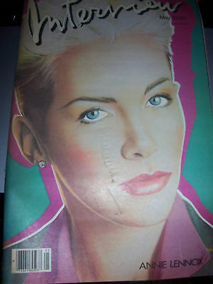 INTERVIEW may 85 ANNIE LENNOX
