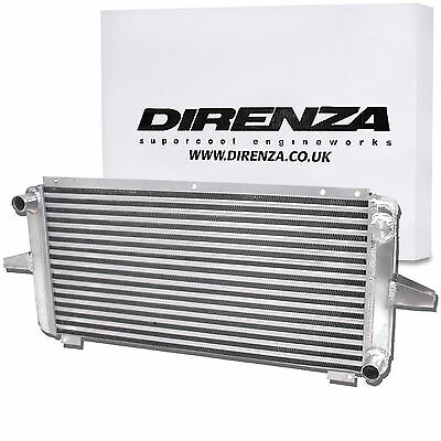 Direnza Aluminium 55Mm Race Radiator For Ford Sierra Escort Rs500 Rs Cosworth