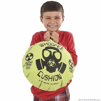"""17/"""" MEGA WHOOPEE CUSHION GIANT FARTS PARTY TOY GOODY BAGS TREAT HUGE JUMBO"""