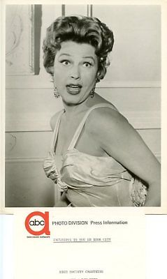 Gail Robbins Busty The Untouchables 1961 Abc Tv Photo