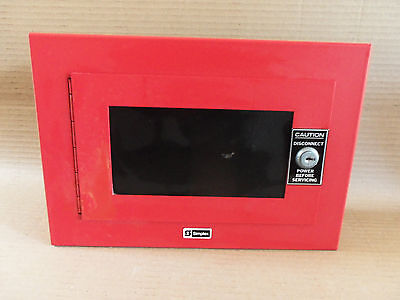 New Simplex 2088-9011 AUXILARY RELAY FIRE ALARM PANEL #