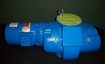 Leybold WSU250 Blower Booster Pump Rebuilt & Tested